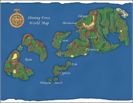 Shining Force Central ~ Shining Studies